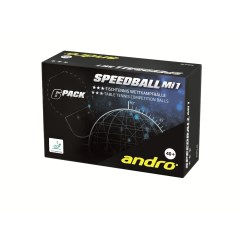 Palline Ping Pong Andro M1 - 6 Pz