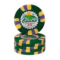 3 colour Joker casino - $.25