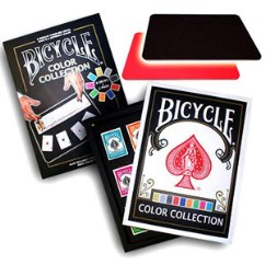 Cofanetto collezione Bicycle multicolor