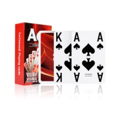 Poker Ace - Extra Visibile