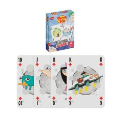 Carte da gioco Phineas and Ferb