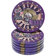 Fiches Nevada Jacks - 5000