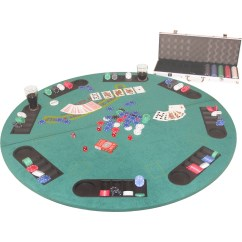 Piano tondo Texas Hold