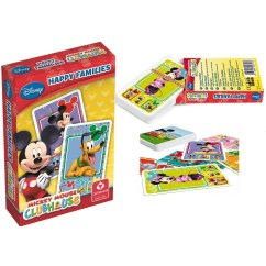 Gioco Quartetto - Mickey Mouse Clubhouse