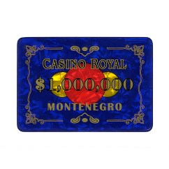 Fiches Montenegro - Casino Royal