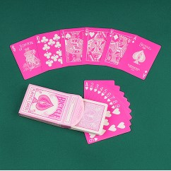 Carte Poker Air Cushion Bicycle