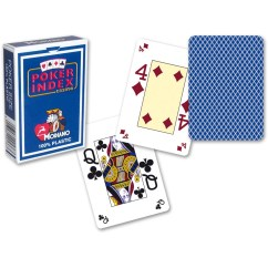 Poker Index 100% PVC, by Modiano