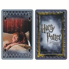 Carte poker Harry Potter