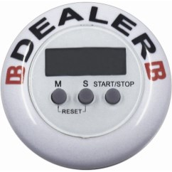 Timer Dealer Texas Hold