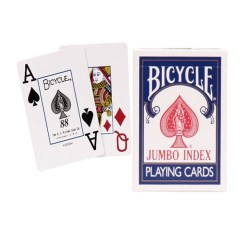 Poker Bicycle - Jumbo Index