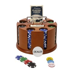 Dispenser fiches Deluxe Texas Hold