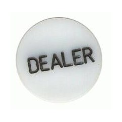 Button Dealer Texas Hold