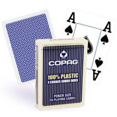 Poker 4 Jumbo index - Copag
