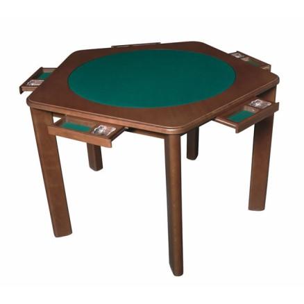 Tavolo da carte penta deluxe vendita online giochi restaldi - Tavoli da gioco carte pieghevoli ...